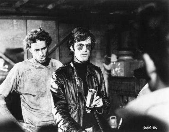 Bruce Dern, Peter Fonda