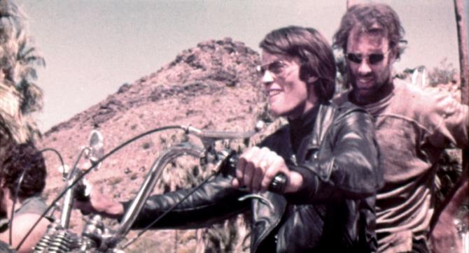 Peter Fonda, Bruce Dern