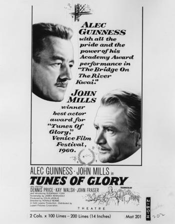 Alec Guinness, John Mills