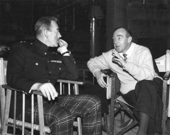Alec Guinness, Ronald Neame