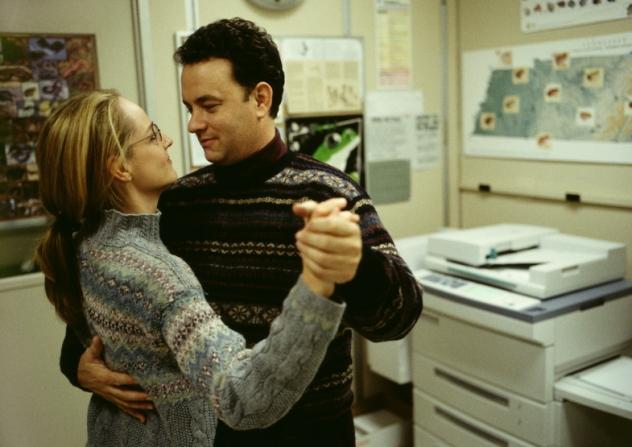 Tom Hanks, Helen Hunt