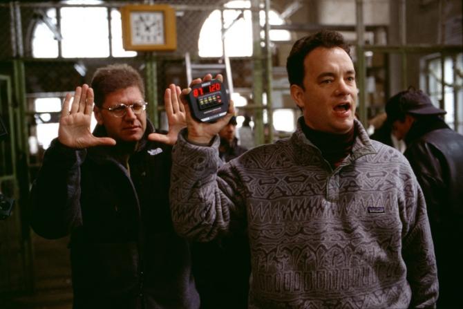 Robert Zemeckis, Tom Hanks