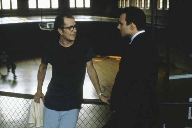 Christian Slater, Gary Oldman