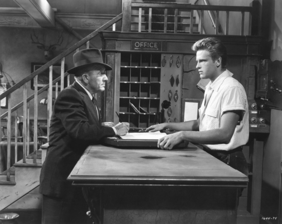 Spencer Tracy, John Ericson