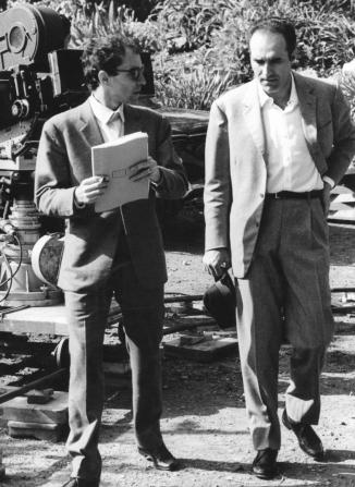 Jean-Luc Godard, Michel Piccoli