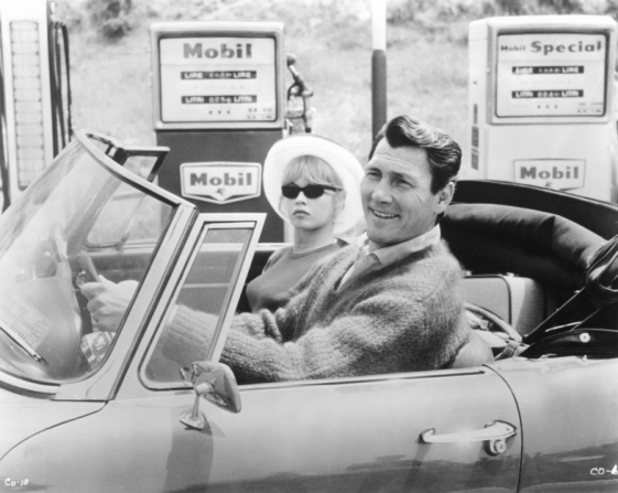 Brigitte Bardot, Jack Palance