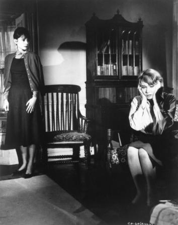 Audrey Hepburn, Shirley MacLaine
