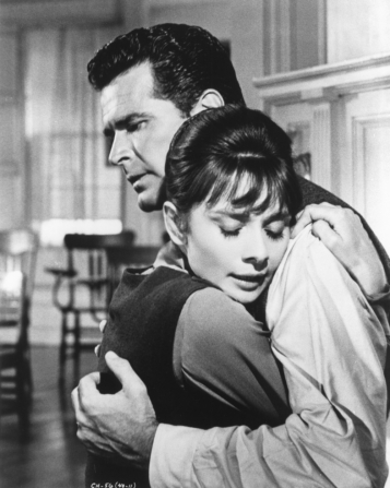 Audrey Hepburn, James Garner
