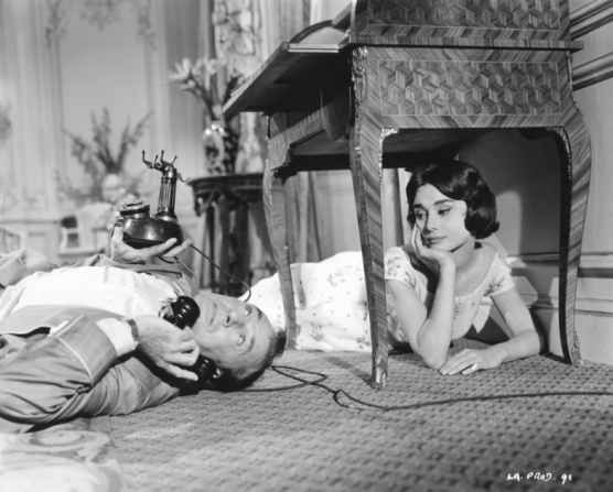 Gary Cooper, Audrey Hepburn