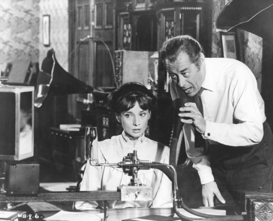 Audrey Hepburn, Rex Harrison