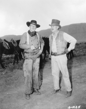 John Wayne, Ward Bond