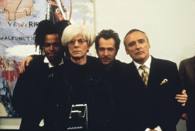 Jeffrey Wright, David Bowie, Gary Oldman, Dennis Hopper
