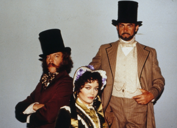 Sean Connery, Donald Sutherland, Lesley-Anne Down