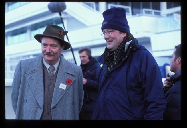 Stephen Fry, Jim Broadbent