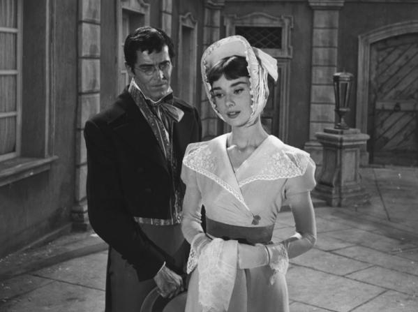 Audrey Hepburn, Henry Fonda