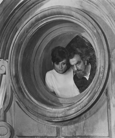 Audrey Hepburn, Eli Wallach