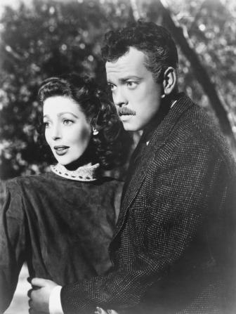 Loretta Young, Orson Welles