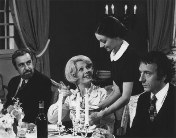 Fernando Rey, Delphine Seyrig, Miléna Vukotic, Jean-Pierre Cassel
