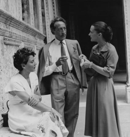 Jean Cocteau, Marie Déa, Maria Casarès