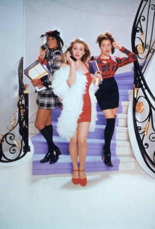 Alicia Silverstone, Stacey Dash, Brittany Murphy