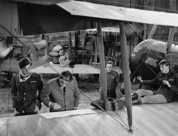 Gregory Peck, Ian McKellen, Burr De Benning