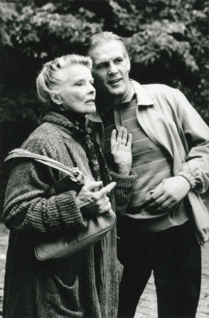 Katharine Hepburn, Nick Nolte