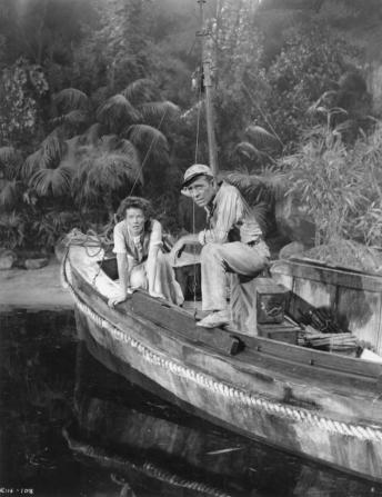 Humphrey Bogart, Katharine Hepburn