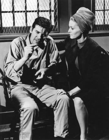 Peter Breck, Constance Towers