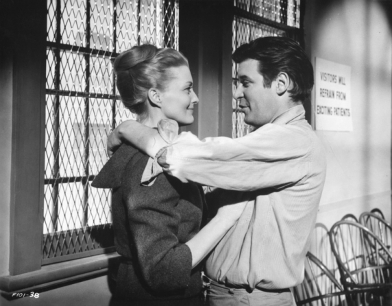 Constance Towers, Peter Breck