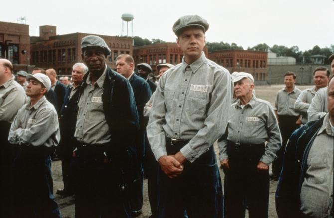 Morgan Freeman, Tim Robbins