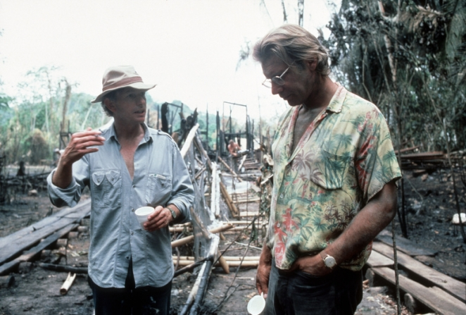 Peter Weir, Harrison Ford