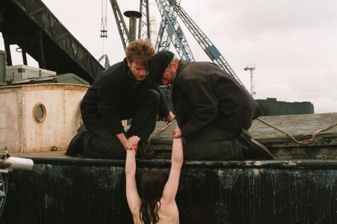 Ewan McGregor, Peter Mullan