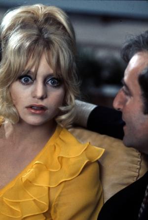 Goldie Hawn, Peter Sellers