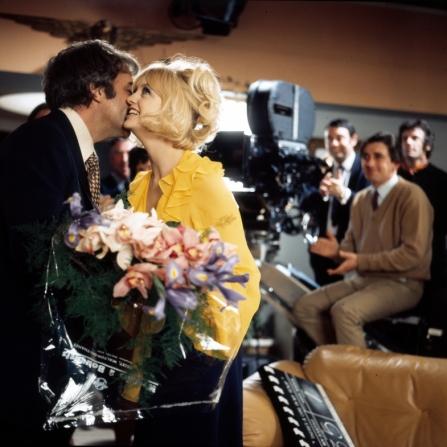 Peter Sellers, Goldie Hawn