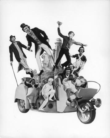 Jack Albertson, Gene Wilder, Paris Themmen, Peter Ostrum