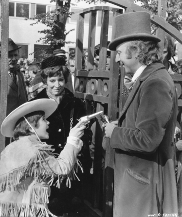 Paris Themmen, Dodo Denney, Gene Wilder