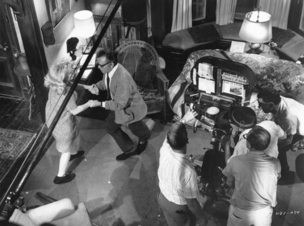 Richard Burton, Sandy Dennis