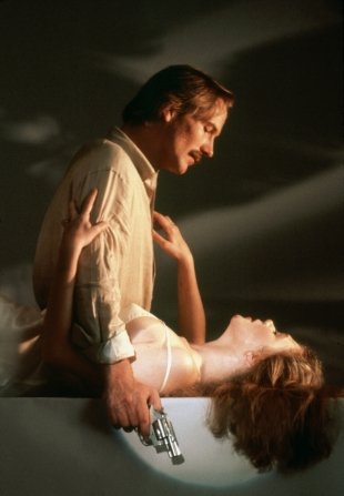 William Hurt, Kathleen Turner