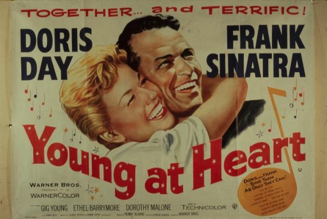 Doris Day, Frank Sinatra