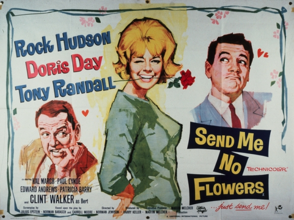 Doris Day, Rock Hudson, Tony Randall