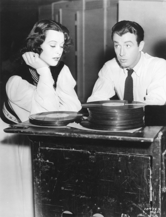 Robert Taylor, Hedy Lamarr