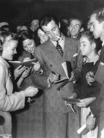 Robert Taylor, Barbara Stanwyck