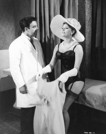 Sophia Loren, Peter Sellers