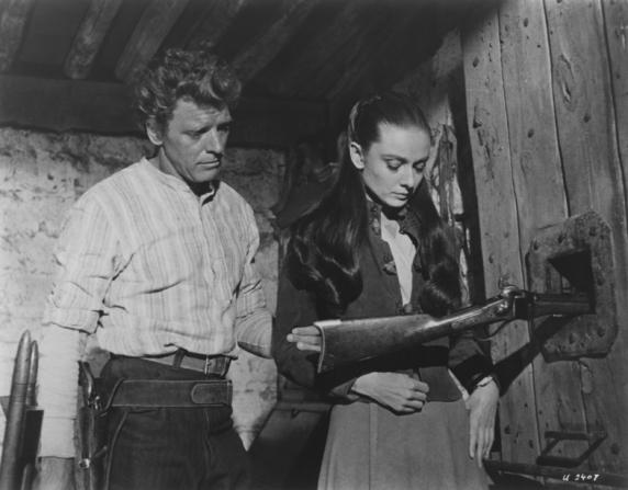 Burt Lancaster, Audrey Hepburn
