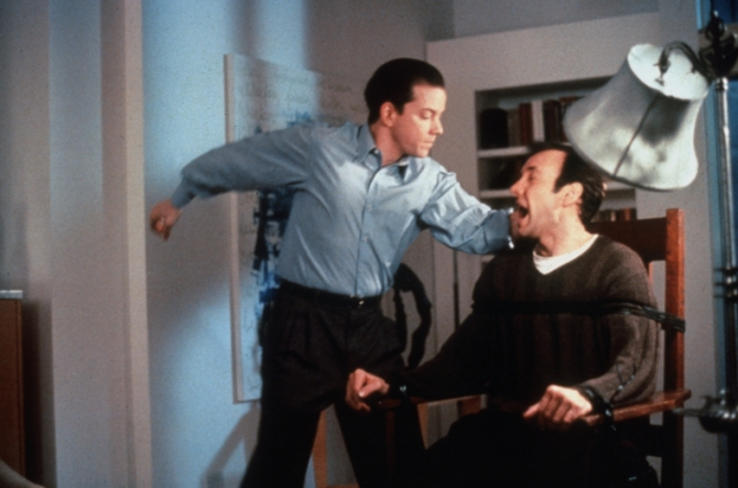 Kevin Spacey, Frank Whaley