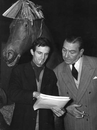 François Truffaut, Georges Flamant