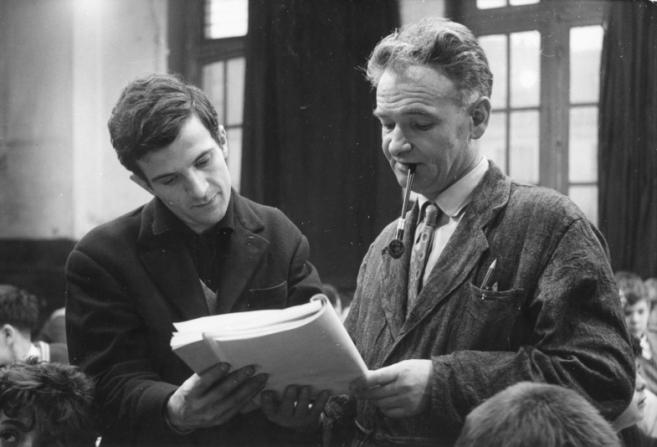 François Truffaut, Guy Decomble