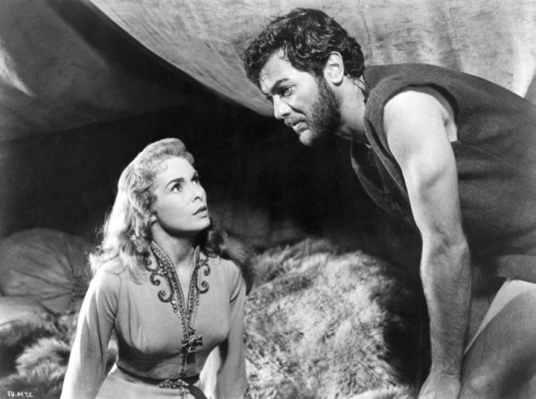 Tony Curtis, Janet Leigh