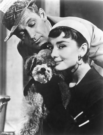 William Holden, Audrey Hepburn