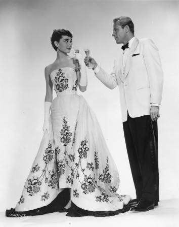 Audrey Hepburn, William Holden